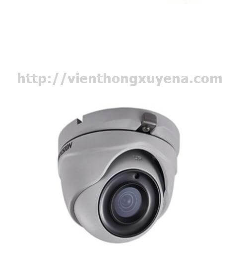 Camera TVI bán cầu 3MP DS-2CE56F1T-ITM