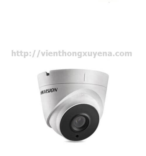 Camera hikvision bán cầu 3MP DS-2CE56F1T-IT3