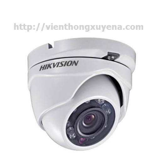 Hikvision camera bán cầu 2MP DS-2CE56D0T-IRM