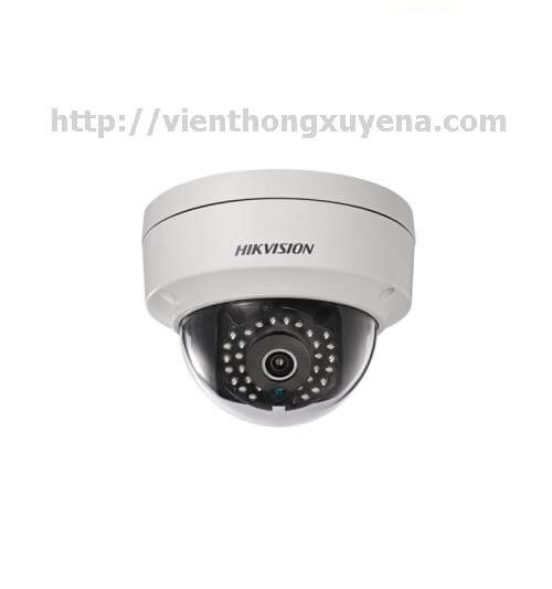 Camera ip wifi bán cầu 4MP DS-2CD2142FWD-IWS